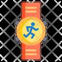 Running Watch Sports Watch Digital Watch Icon