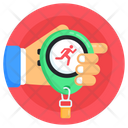 Timer Sports Watch Stopwatch Icon