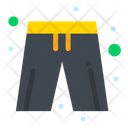 Cloth Clothes Pants Icon
