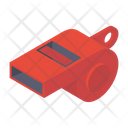 Whistle Instrument Blower Icon