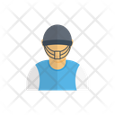 Sportsman Professional Avatar Icon