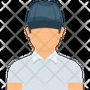 Sportsman Man Sport Icon