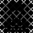 Sportsman Avatar Vector Icon