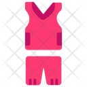 Sportswear Sportswear Attire Athletic Dress Icon