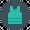 Sportswear Dress Garment Icon