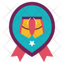 Sportswear Badge League Competition Logo Sports Costume Badge Icon