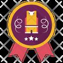 Sportswear Badge Icon