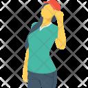 Sportswomen Icon