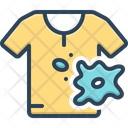 Spot Stain Smear Icon