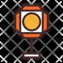 Spot Light Spotlight Shooting Light Icon