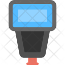 Camera Light Spot Icon