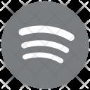 Spotify Logo Music Icon