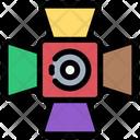 Cinema Light Media Icon