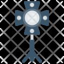 Spotlight Light Lens Icon