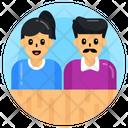 Partners Spouse Couple Icon