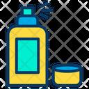Color Spray Sprayer Color Icon