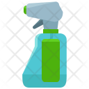 Cleaning Spray Fluid Icon