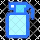 Spray Water Laundry Icon