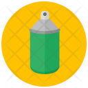 Spray Can Bottle Icon