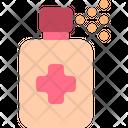 Spray Medicine Health Icon
