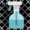 Spray Bottle Clean Icon