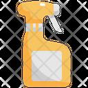 Spray Bottle Laundry Icon