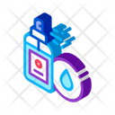 Spray Waterproof Water Icon