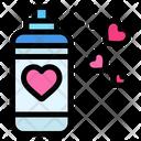 Spray Body Spray Perfume Icon