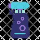 Spray Perfume Bottle Icon