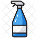 Water Spray Spray Bottle Plastic Bottle Icon