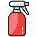 Water Bottle Spray Bottle Sprayer Icon