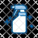 Spray Bottle Spray Cleaning Spray Icon