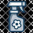 Aerosol Bottle Spray Bottle Sprayer Icon