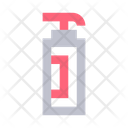 Cosmetics Bottle D Icon