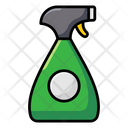 Plastic Bottle Spray Bottle Pesticide Icon
