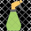 Spray Bottle Barber Icon