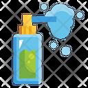 Spray Bottle Water Spray Spa Essential Icon
