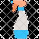 Bottle Spray Sprayer Icon