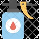 Spray Bottle Fertilizer Icon
