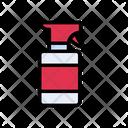 Spray Water Bottle Icon