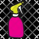 Plastic Bottle Sprayer Spray Bottle Icon