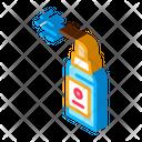 Spray Bottle Tattoo Icon