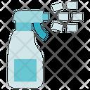 Hygiene Spray Bottle Icon