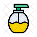 Spray Shower Bottle Icon