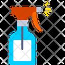 Spray Bottle Sprayer Water Spray Icon