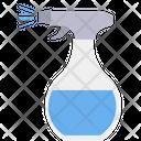 Shower Bottle Spray Icon