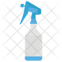 Spray Bottle Water Spray Cleaning Spray Bottle Icon