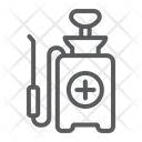 Disinfection Pressure Sprayer Icon