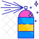 Spray Paint Color Icon