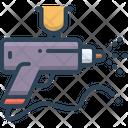 Spray Gun Spray Gun Icon